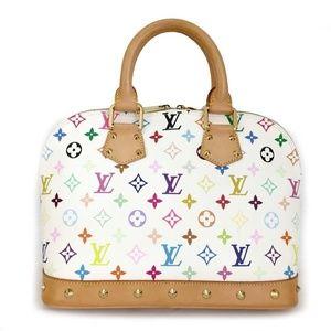 Louis Vuitton Bags - 100% Auth Louis Vuitton Alma PM Multicolor Handbag